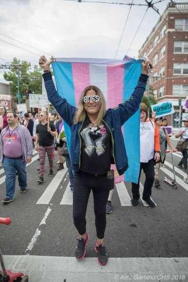 Trans Pride Seattle 2019 @ Cal Anderson