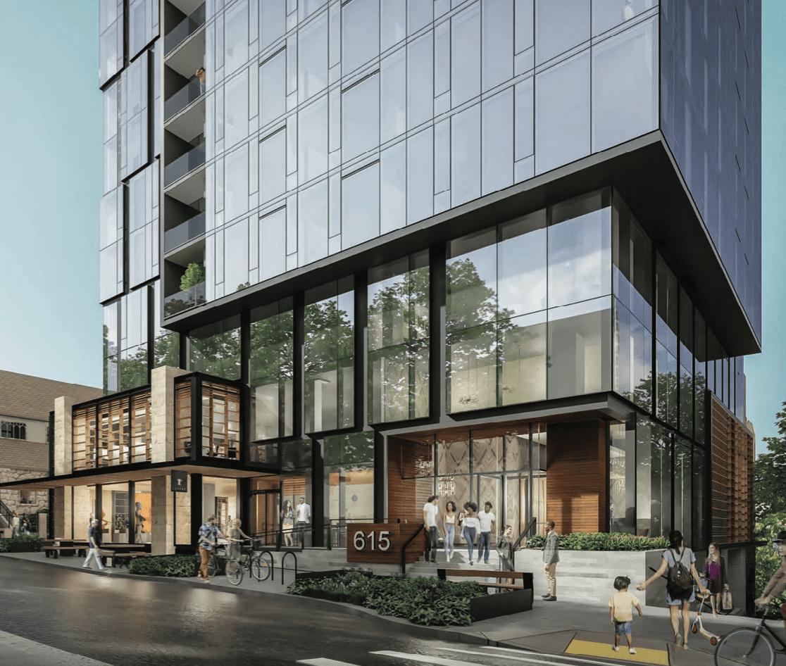 Design Reviews Include First Hill Trinity Parish Condo