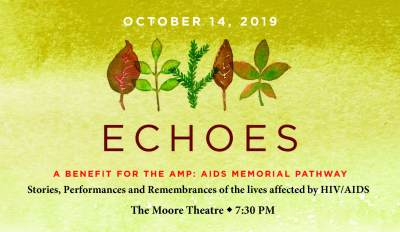 ECHOES: A Tribute Concert Benefiting The AMP: AIDS Memorial Pathway @ Moore Theater