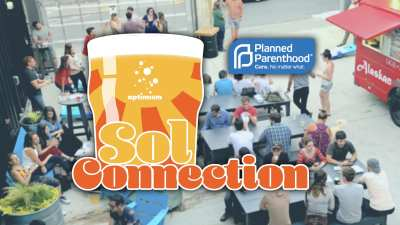 Sol Connection: Optimism's Summer Shindig @ Optimism Brewing