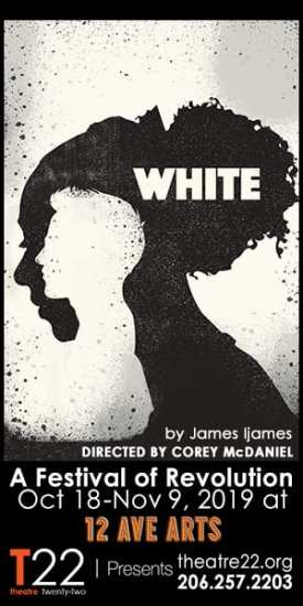 White by James Ijames @ 12th Avenue Arts