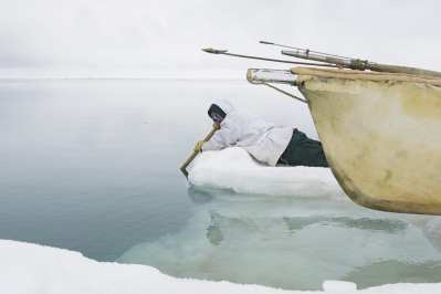 "Photos by Kiliii Yuyan from his series-story ""People of the Whale"""