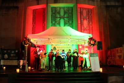 Holiday in the Park! @ Volunteer Park