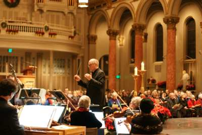New Year's Eve Gala Concert: Charpentier @ St. James Cathedral