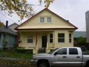 One of the houses slated for demolition (Image: King County)