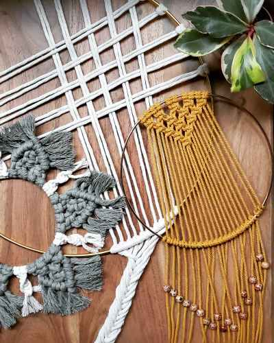 Round Macrame Workshop @ Spacecraft