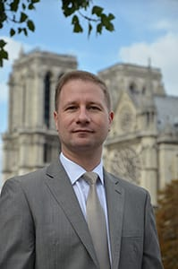 Johann Vexo, Choir Organist of Notre-Dame de Paris @ St. James Cathedral