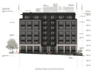 Design review: 1100 Boylston Ave