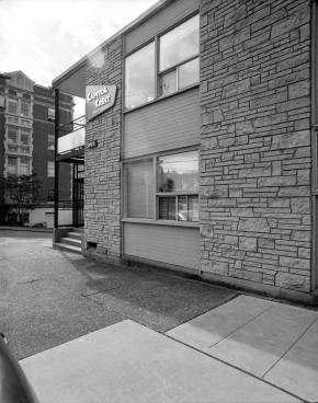 Photographs of apartment buildings on Capitol Hill, Seattle, WA