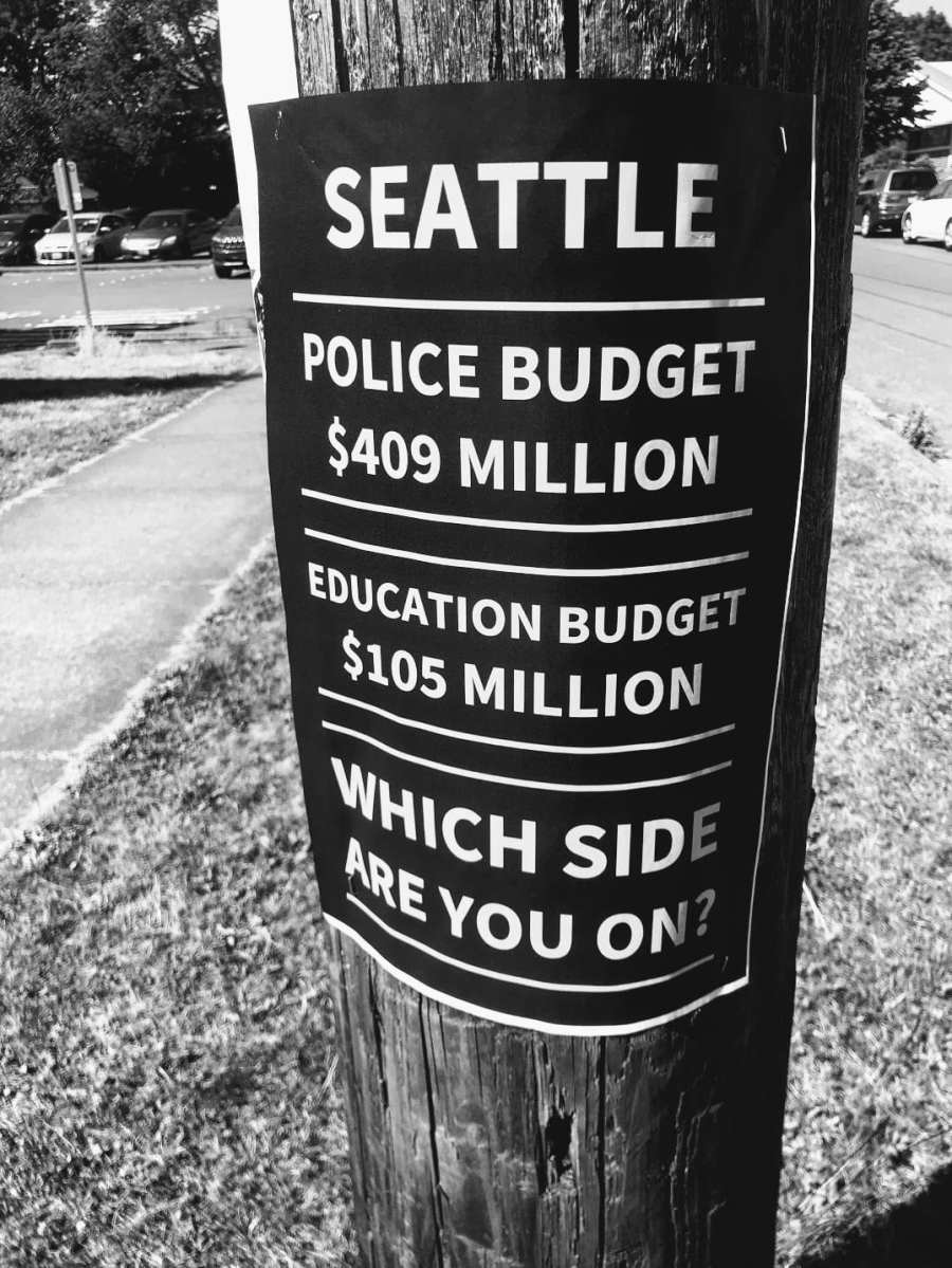 'It was a realization that we had an opportunity' — After months of protest, Seattle's moment to defund its police force is here