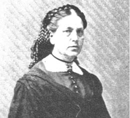 Sarah Yesler (Image: UW Special Collections)