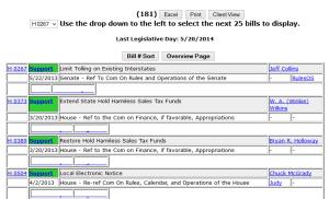 lobbyistview