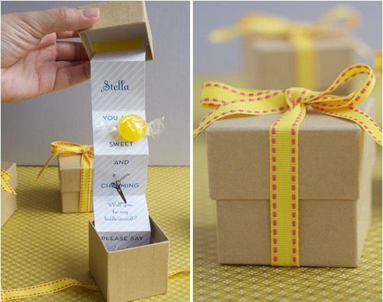 diy bridesmaids gifts ideas