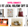 Local Dc Small Business Holiday Gift Guide Capitol