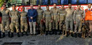 Bombeiros retornam de Brumadinho após 15 dias e recebem homenagens