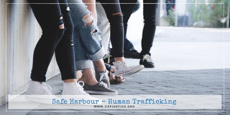 Human Trafficking Safe Harbour Program