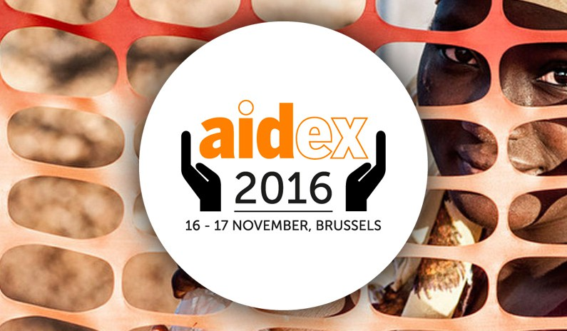 AidEx – 6th edition of the leading international event dedicated to the unique needs of professional development and support worldwide