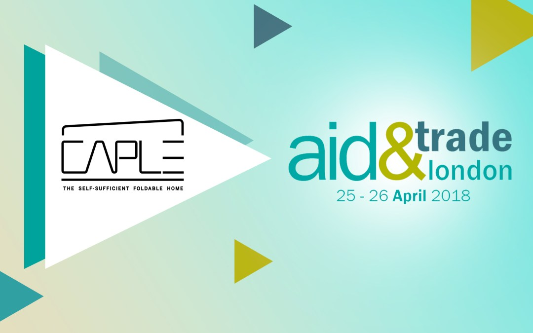We invite you to the international fair Aid & Trade London 2018