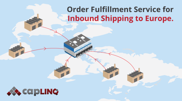 order fulfillment service europe