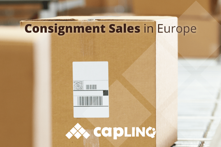 Consignment Sales in Europe
