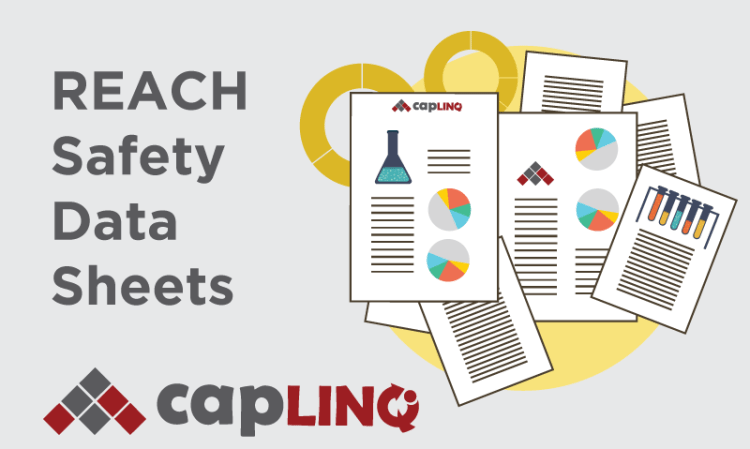 REACH Safety data sheets