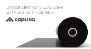 Linqstat Electrically Conductive and Antistatic Plastic Film