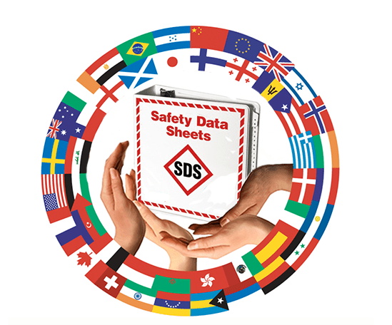 Create REACH Safety Data Sheets