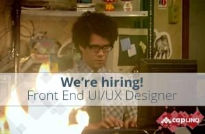 CAPLINQ Front End UI/UX Designer