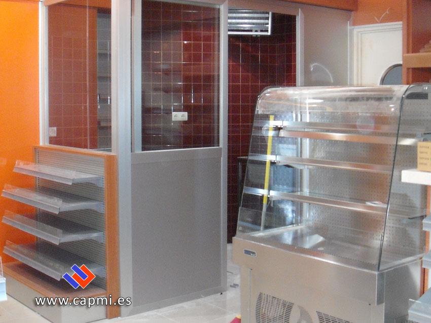 CAPMI  Montaje e instalaciones CAP  Obradores
