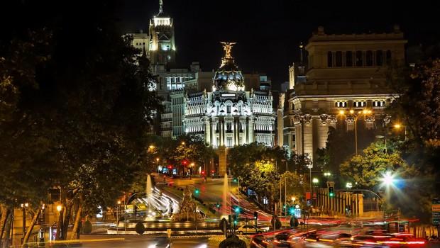 Spagna capodanno a Madrid 2019