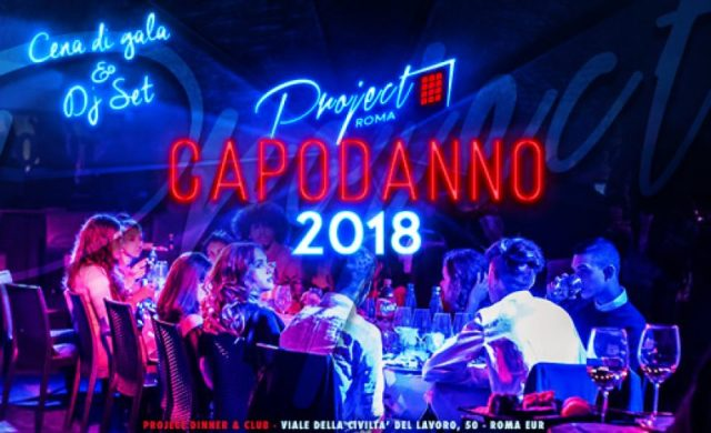 Capodanno Project Roma 2018