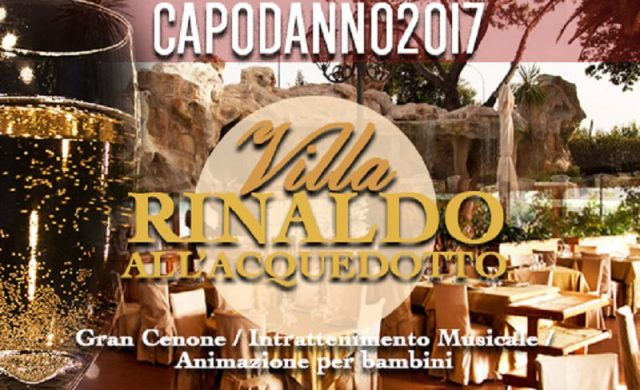 Capodanno Villa Rinaldo all'Acquedotto