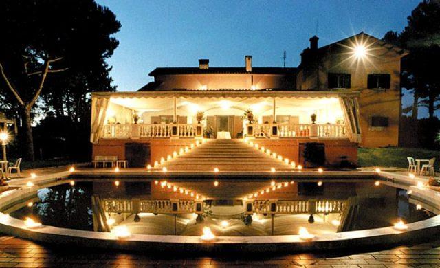 Capodanno Villa Majestic