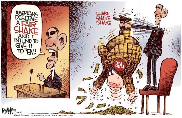Unfair Taxation Republicans