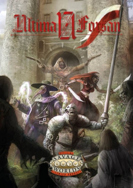 Ultima Forsan Setting Book