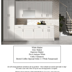 Wholesale Kitchen Wood Floors In Cabinets Caposiena Sons Counstruction Front Flyer