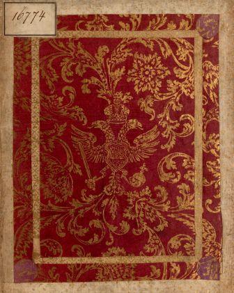 Colonna, O ingens divini præsulis (A-Wn) Piatto anteriore WEB