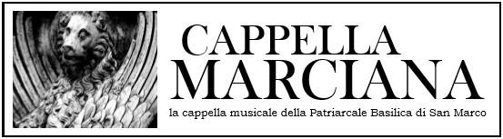 logo Cappella Marciana