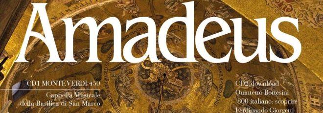 cd allegato alla rivista Amadeus