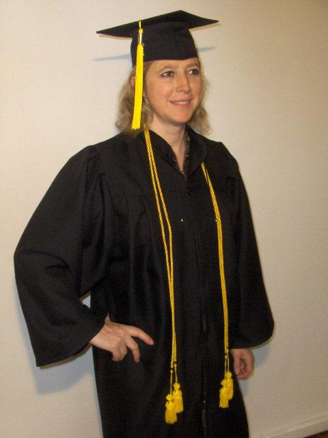 Cappello da laurea Tocco Graduation The Original Grad Hat