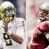 Free Picks: #3 Florida State vs. #2 Oregon Gambling Lines & Rose Bowl Preview
