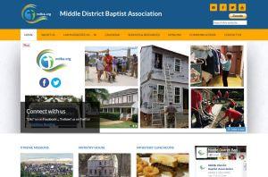 Middle District Baptist Association - mdba.org