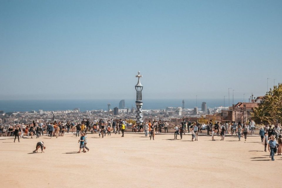 Cosa vedere a Barcellona: Parc Guell