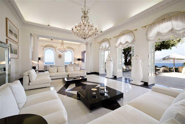 Capri Italy Luxury Villas for rent events