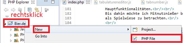 neues_php_projekt_datei_hinzufuegen