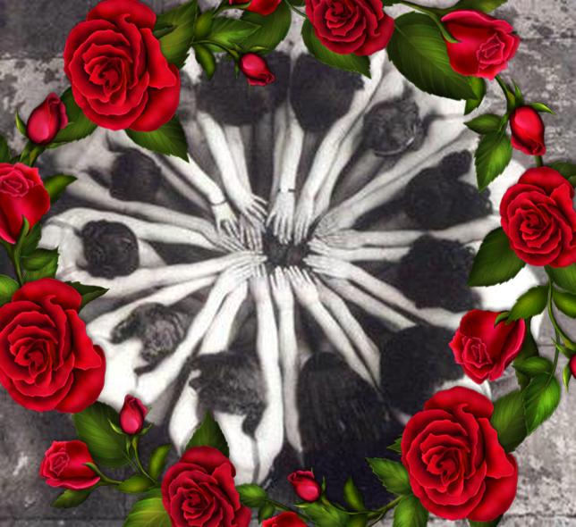 Cercle des Roses – Le Barp – Yoga Féminin