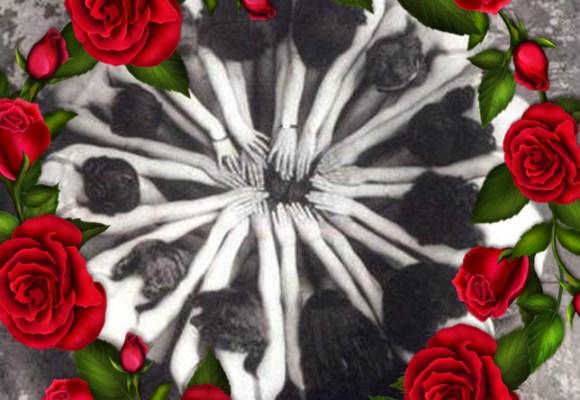 Cercle des Roses – Tente Rouge