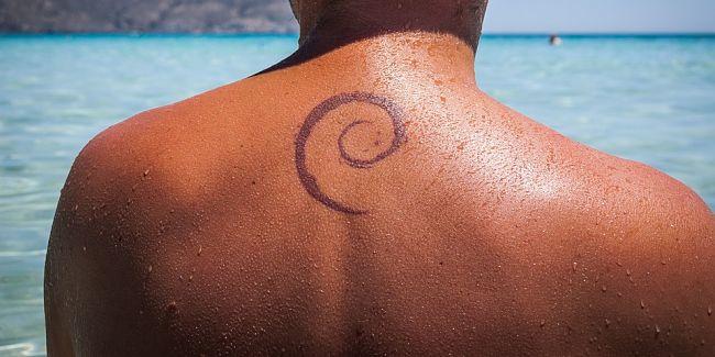 Tatuajes Al Sol Cómo Evitar Sus Daños