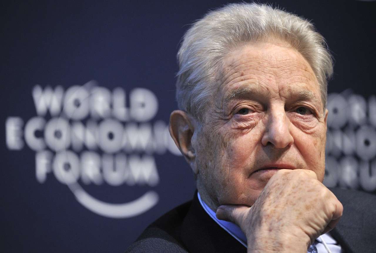 Image result for George soros, photos