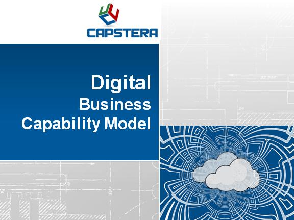 Digital Capabilities Map Comprehensive List of digital